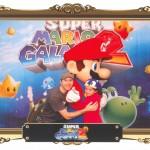 Nintendo's Mario Hugs his way into a World Record