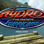 Hydro Thunder Hurricane on XBox360