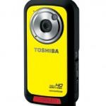 HD Underwater fun with Toshiba