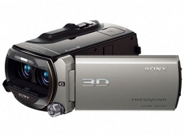 3D Technology expands to Camcorders