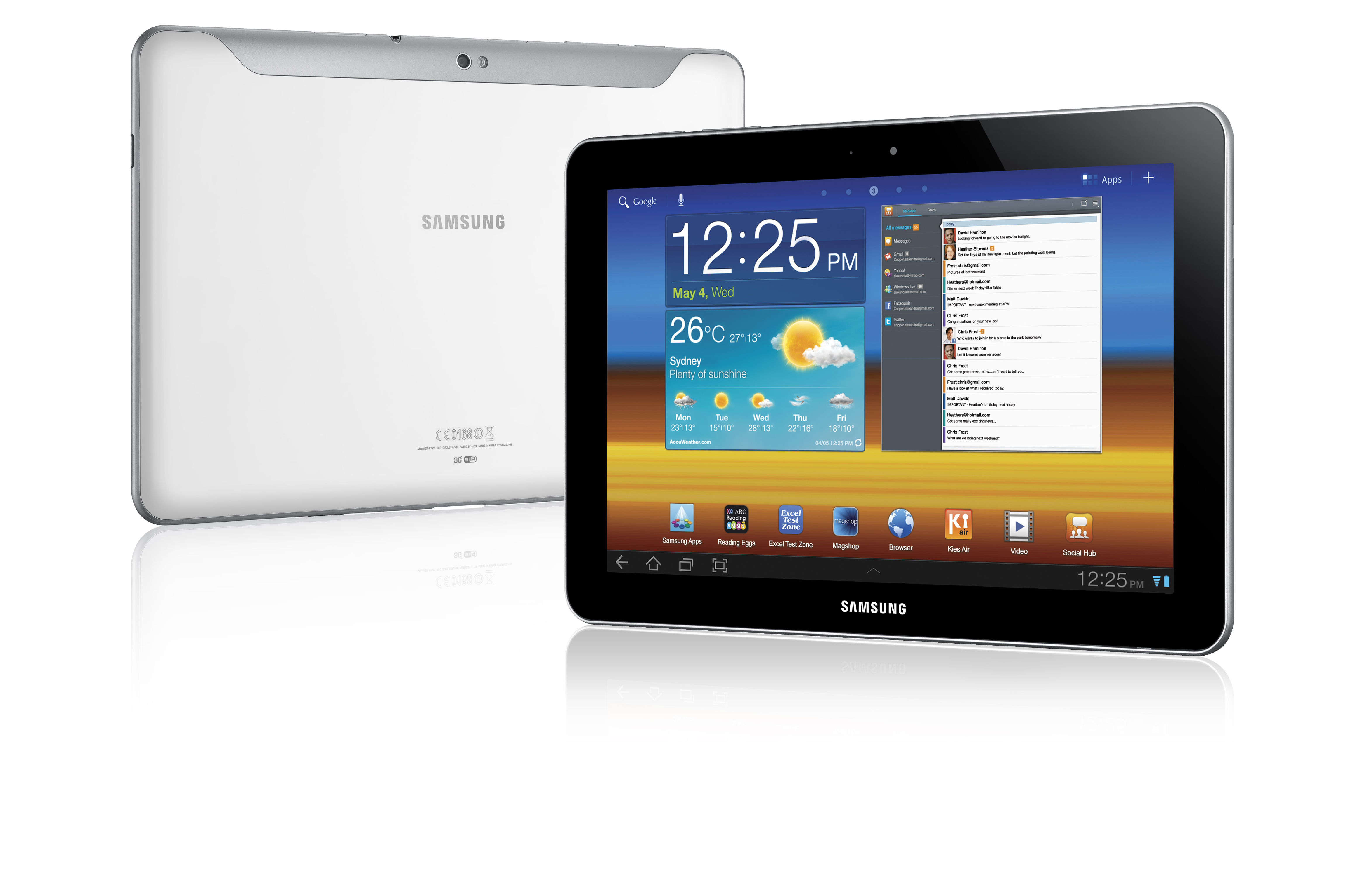 951f89b4811 Samsung Galaxy 10inch Tablet released in time for Christmas - Tech ...