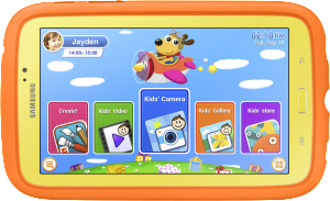 Samsung launches Tablet device for kids
