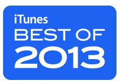iTunes unveils their best of 2013 list