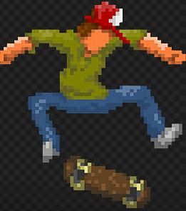 Take your PS Vita Skateboarding with OlliOlli