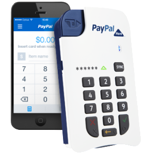 PayPal updates mobile payments for small business