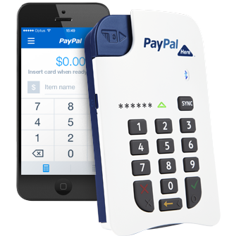 Credit card swiper for small business image collections card paypal updates mobile payments for small business tech daily paypal herecard reader with phone reheart image reheart Image collections