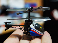 Gadget Gift ideas #4 – A remote control Helicopter