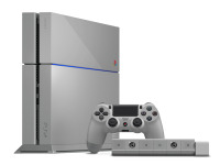Playstation 4 – 20th anniversary edition