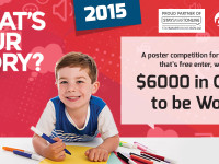 Kids – Make a poster about online privacy to win cash!