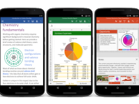 Microsoft Office Apps now available for Android Phones