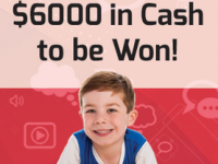 What's your Story? 6k in prizes for kids!
