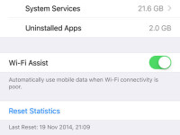 An iOS9 feature you'll want to switch off