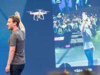 Stream Live video to Facebook from a Flying Drone!