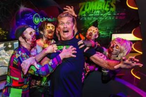 David Hasselhoff joins Zombie Game