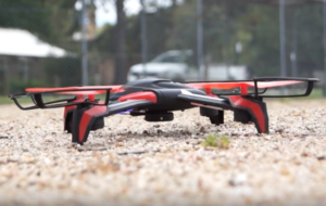 Kasier Baas Gamma Drone – Test Flight