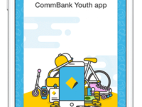 CommBank Launches Youth App