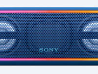 Portable Party with Sony's SRS XB40 Bluetooth Speaker