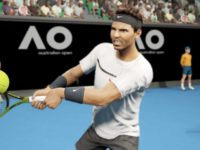 Get on Court with AO Tennis – The Video game