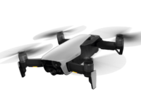 Getting Serious with a Pocket Size Drone