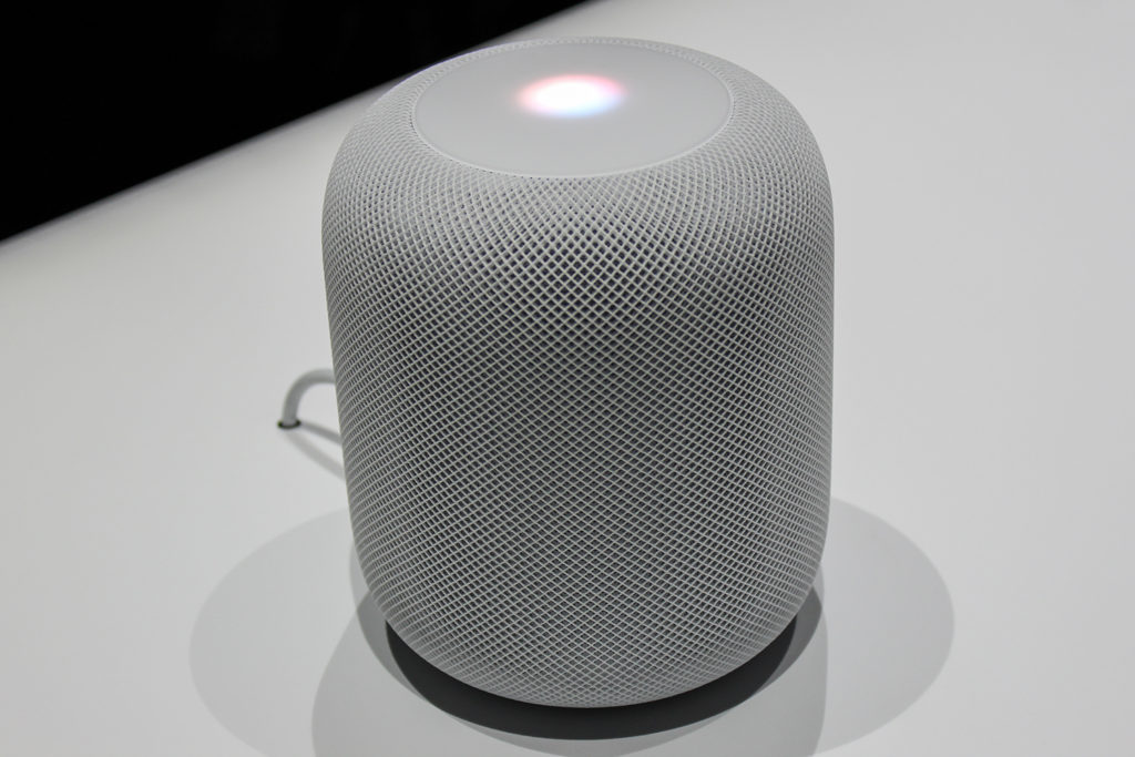 Apple's HomePod Arrives on Friday