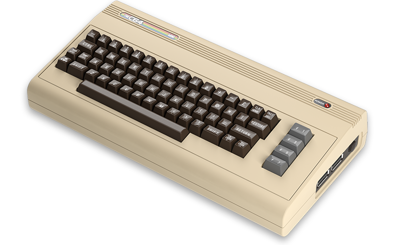The Commodore 64 is Coming Back