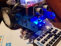 Build and Program your own Robot – M-Bot