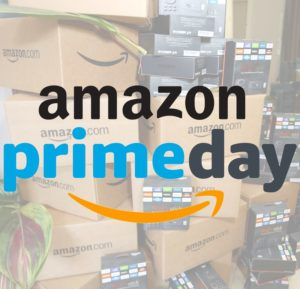 Amazon Ramps up with Prime Day