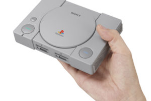 Playstation Classic Console coming in December