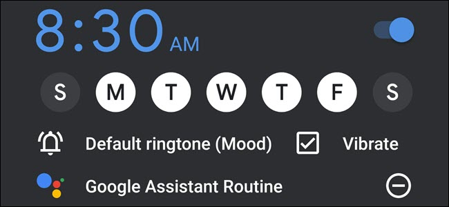 Google Clock App now has Google Assistant Integration