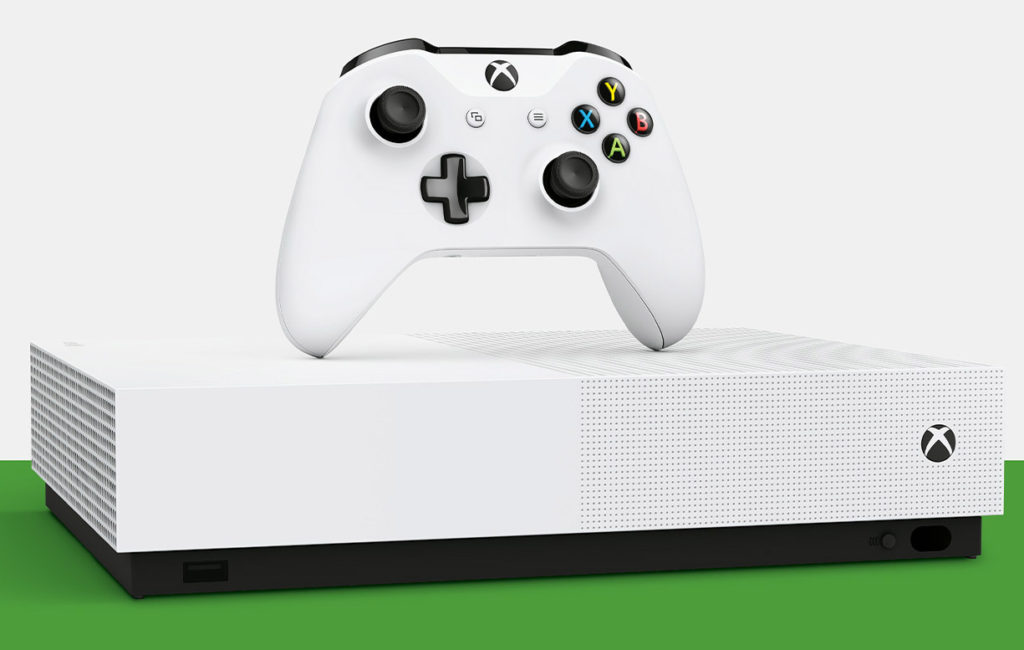 XBox One – Digital Only Version coming this year