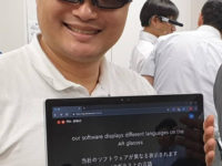 Live Language Translation in your Glasses