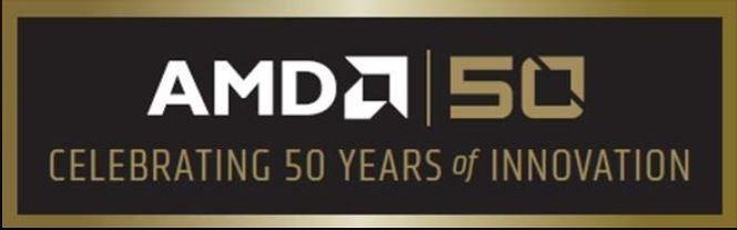 50 Years of AMD
