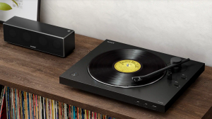 Sony's new Bluetooth Turntable