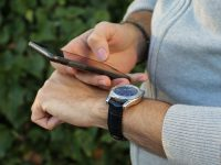Time.C – The Smart Watch that Monitors your Environment