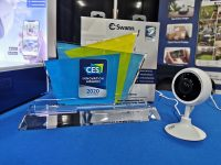 Swann Tracking Camera Awarded for Innovation at CES