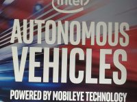 The Future of Autonomous Vehicles with Intel