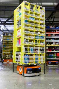 Amazon Prepares to Roll Robots into Sydney