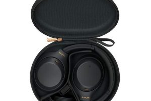 Sony WH-1000XM4 Headphones – Leading in Noise Cancellation