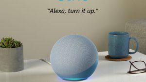 Amazon's New Echo Smark Speaker Lineup