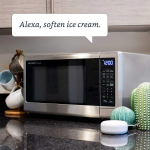 Cooking with a Smart Microwave